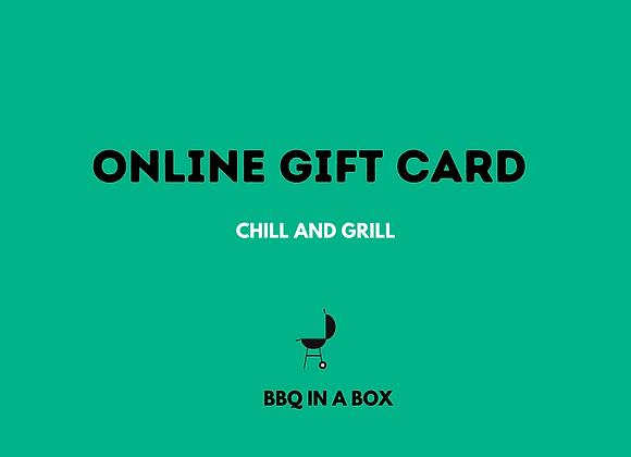 £80 Gift Card