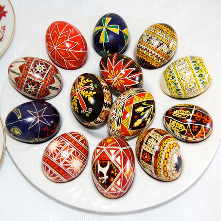 The Art of Pysanky