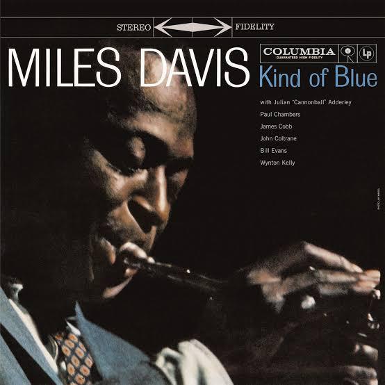 Miles Davis Kind of Blue album cover