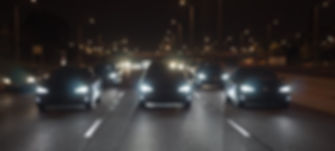 Tesla double convoy to Midway