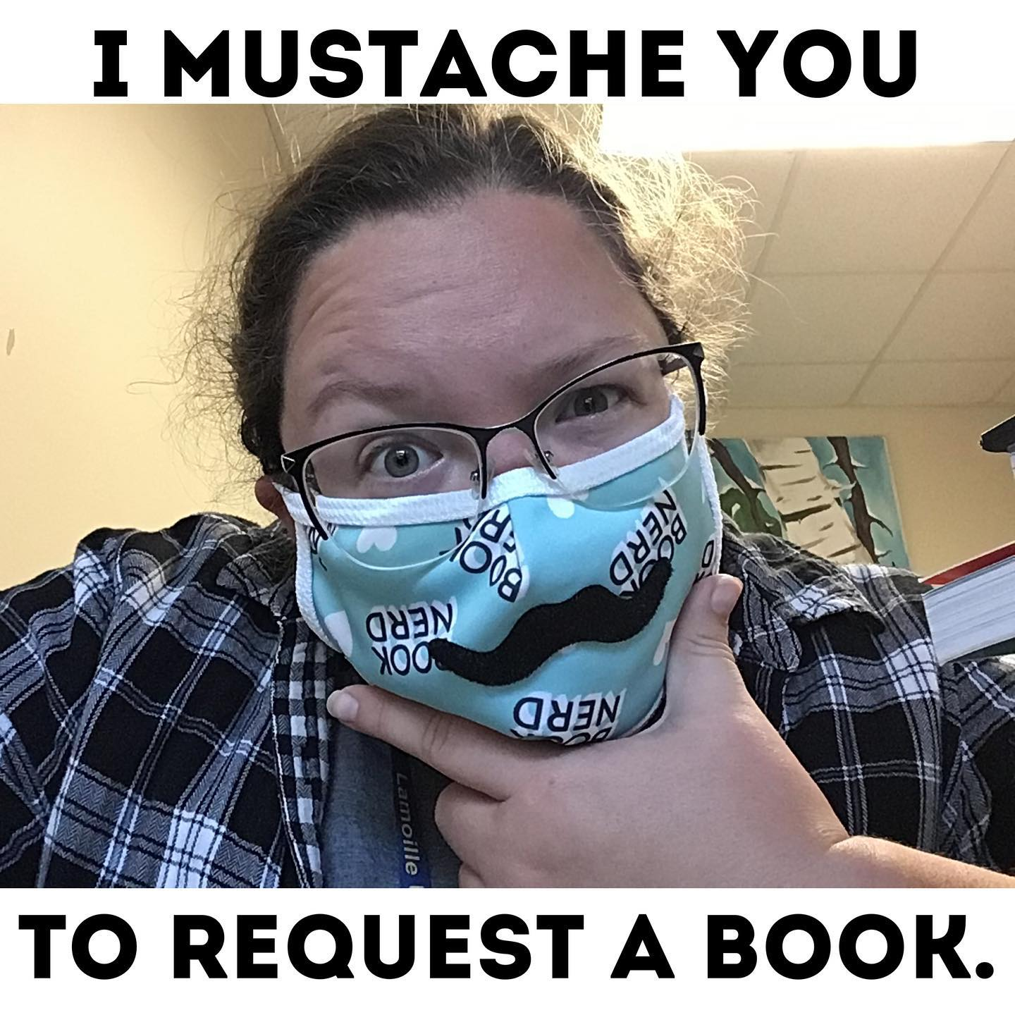 Want to request a book?