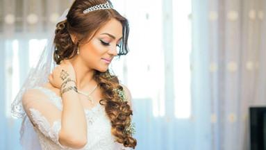 Wedding Veil & Headpiece