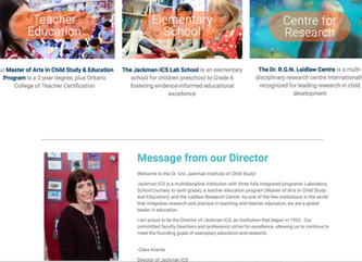 Tuition Update and New University Website for JICS Institute