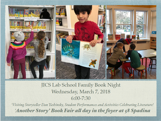 Read-a-Thon, Book Night and More!
