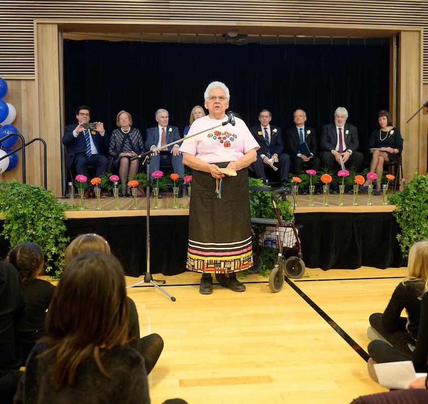 Elder Nancy Jones
