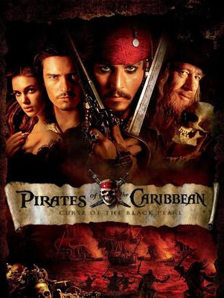 Pirates of the Caribbean Film Series
