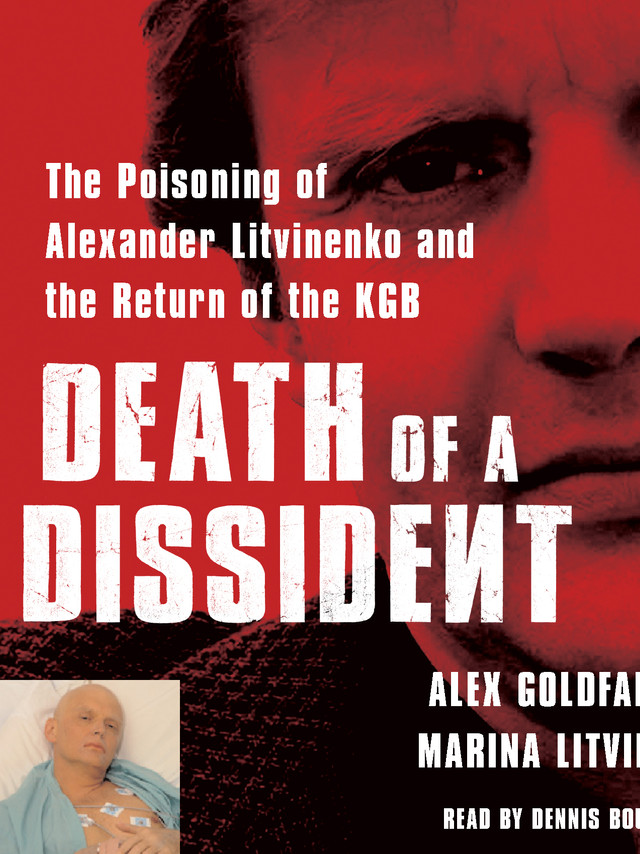Death of a Dissident - Alex Goldfarb