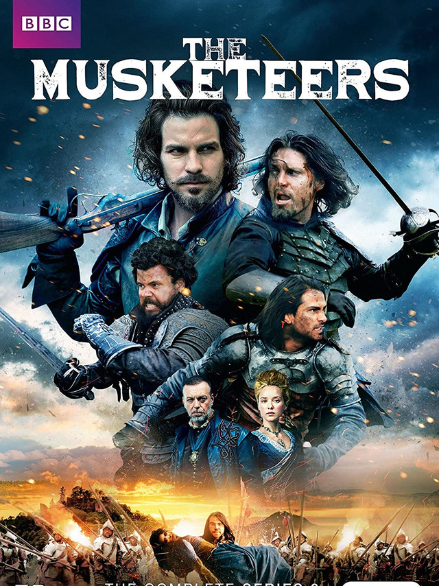 The Musketeers (Series 1-3)