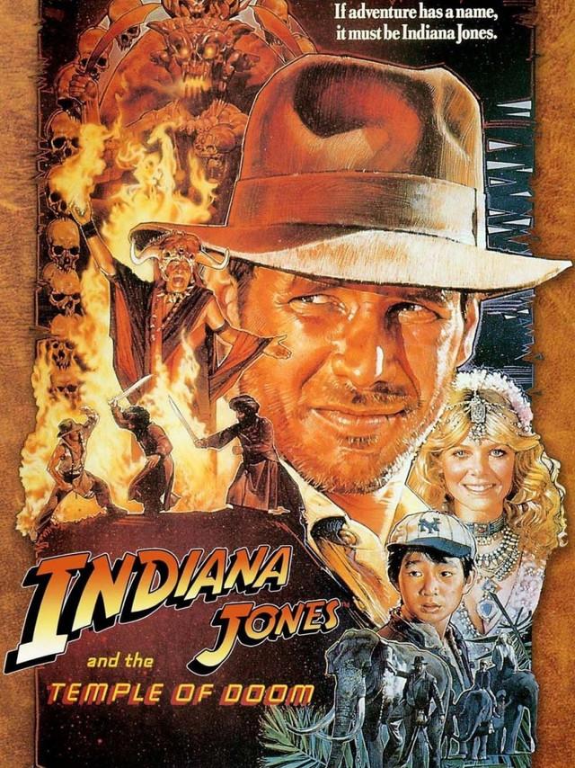 Indian Jones (original trilogy)