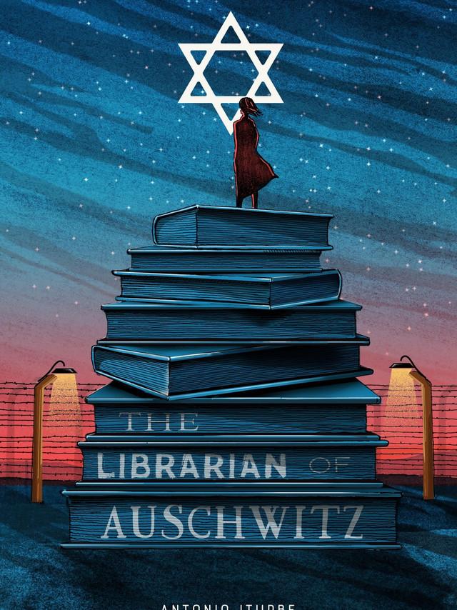 The Librarian of Auschwitz - Antonio Iturbe