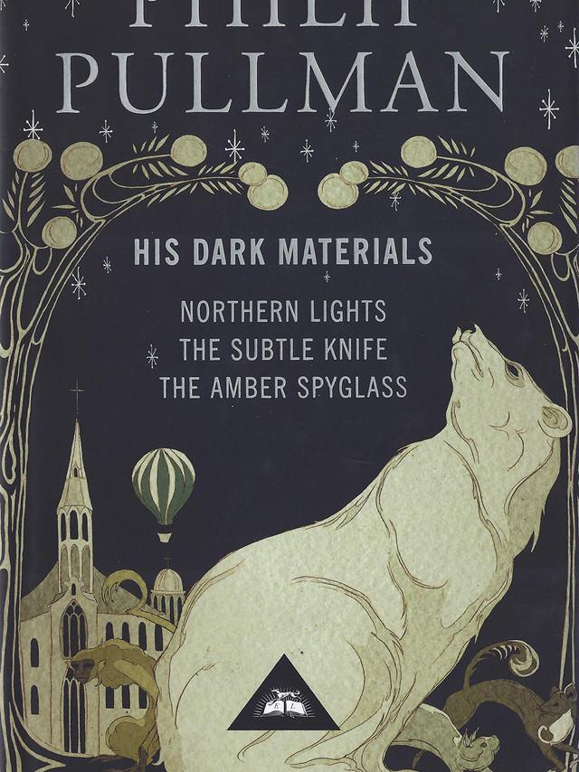 His Dark Materials Series - Philip Pullman
