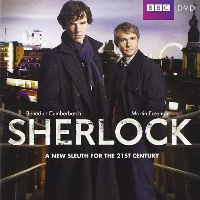 Sherlock (Series 1-4)