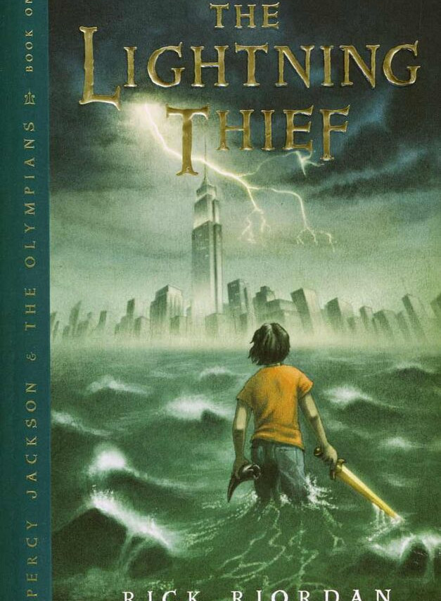 Percy Jackson Series - Rick Riordan