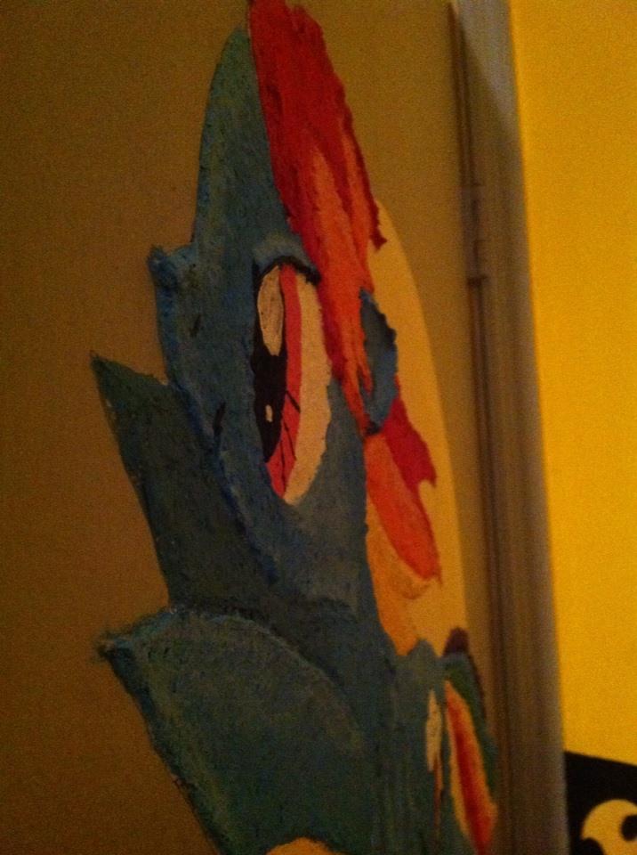 Door Rainbow Dash 1 (angle)