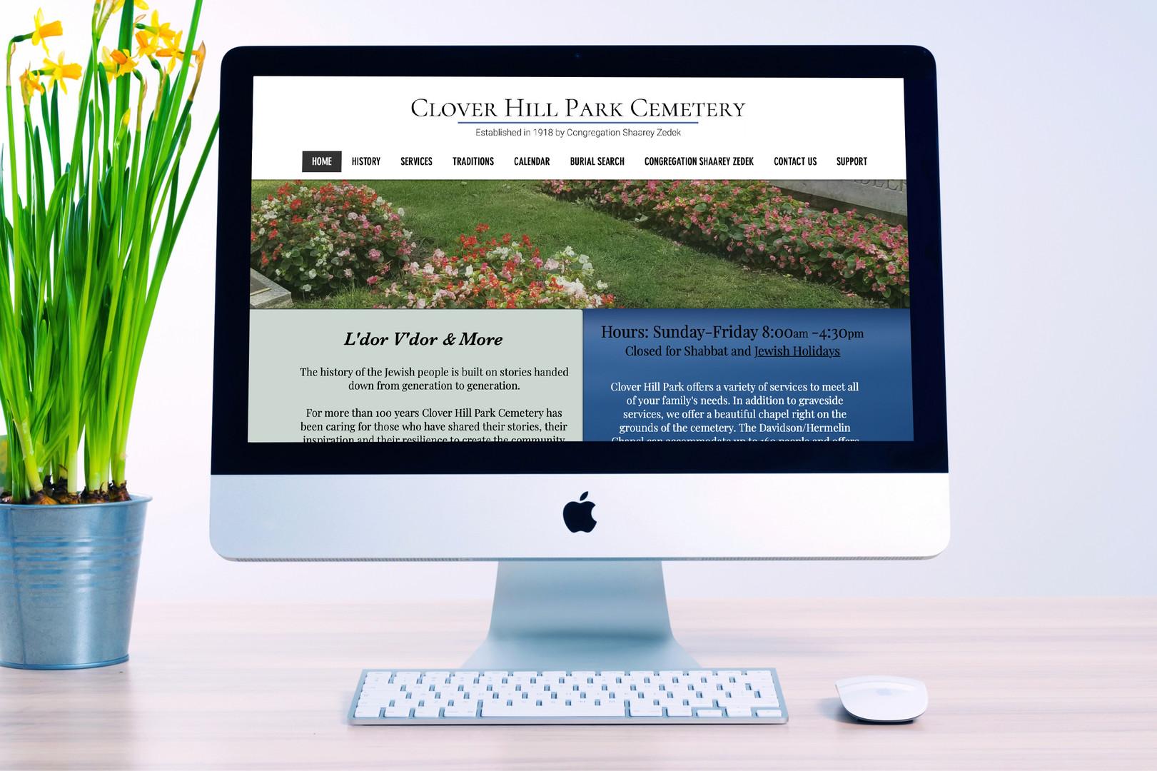 Clover Hill Park Website