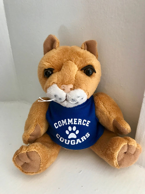 Cougars stuffed animal