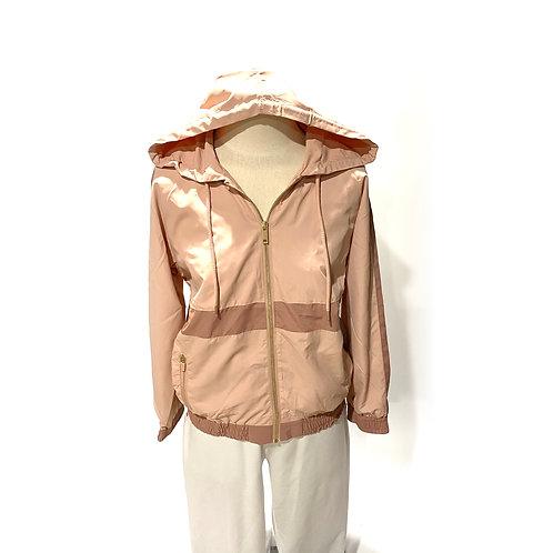 Pink Rain Jacket