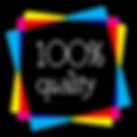 100% di qualità