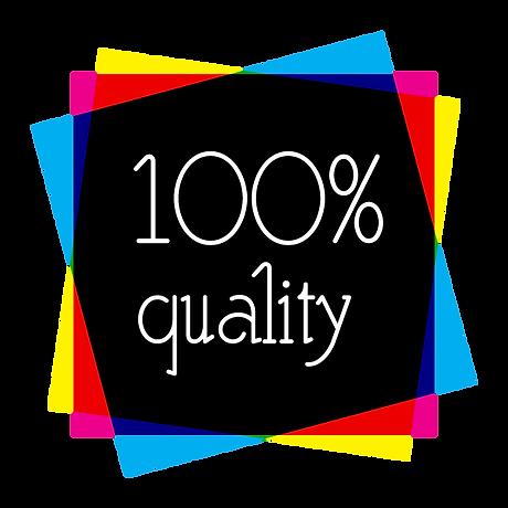 100% Quality