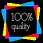Qualidade 100%