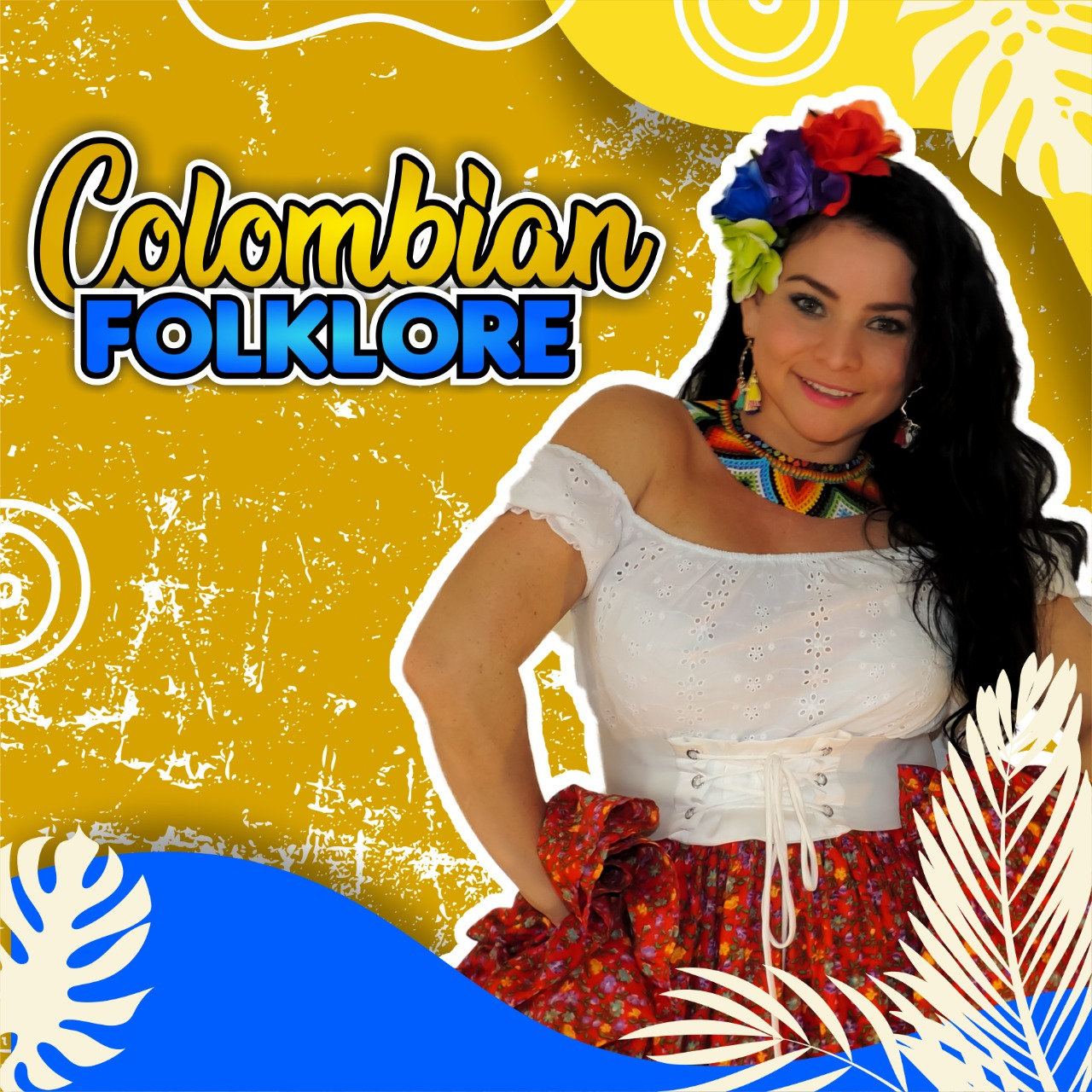 Colombian Folklore Outdoors