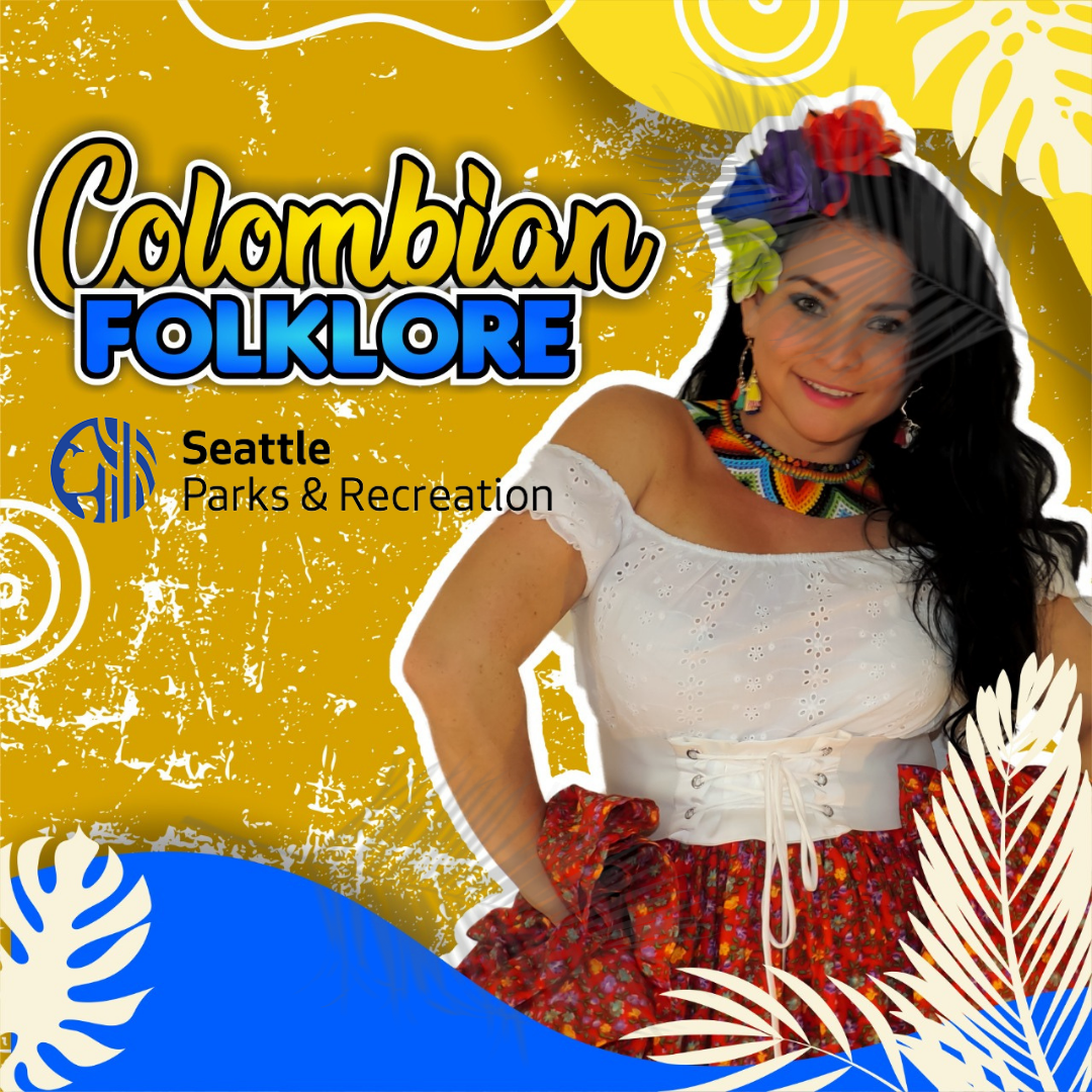 Colombian Dance Folklore Outdoors Free