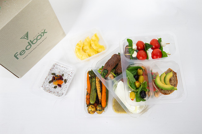 Fedbox- Gıda Fotoğraf Çekimi