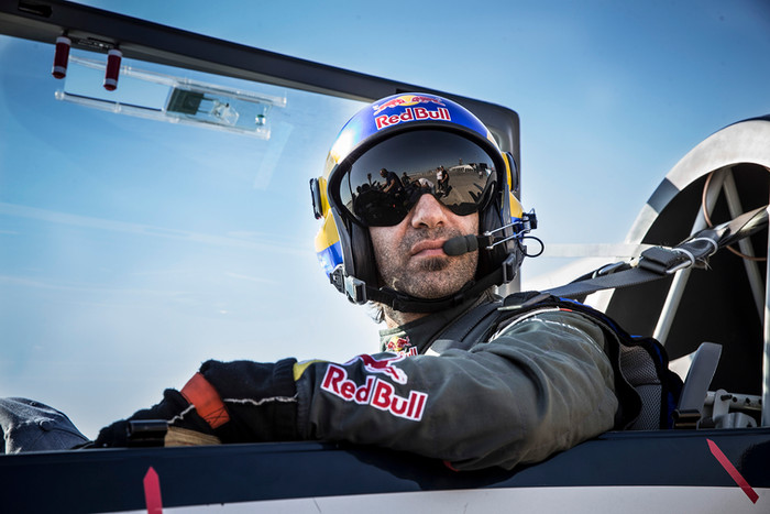 Dario Costa - Red Bull Air Race Pilot