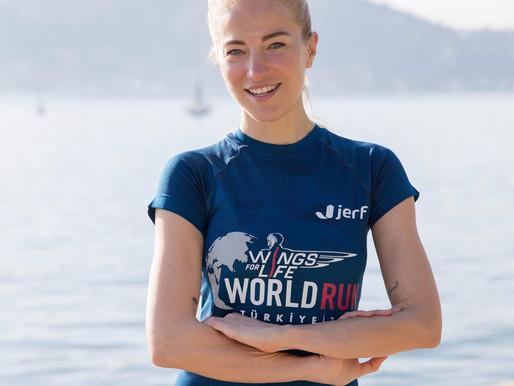 Wings for Life World Run / Burcu Esmersoy