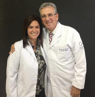 Dr. Sigler & Dr. Roxo