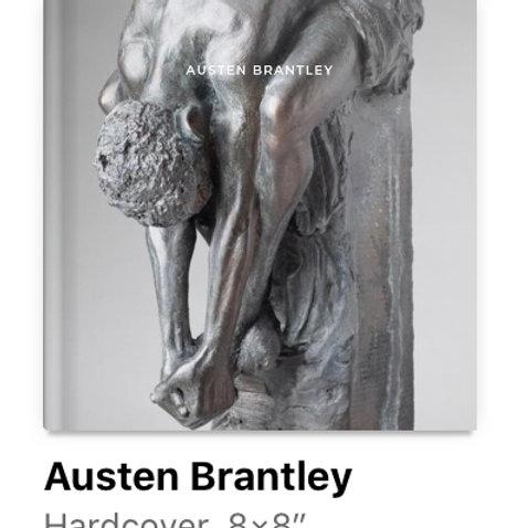 Austen Brantley hardcover book 8x8