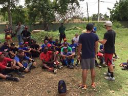 baseball missions trip