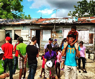 Missions trip to the Haitian Batey