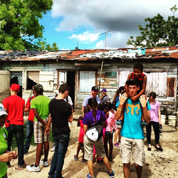 missions trip to haitian batey