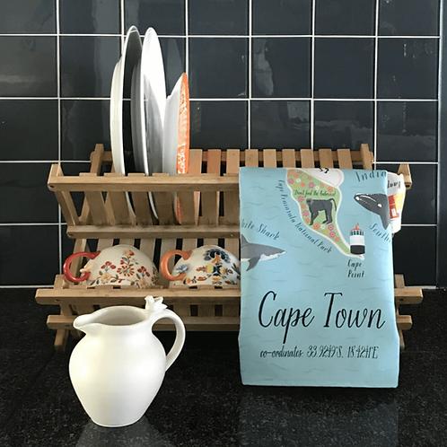 Geschirrhandtuch Cape Town
