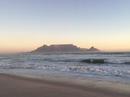 Kapstadts Wahrzeichen: der Tafelberg