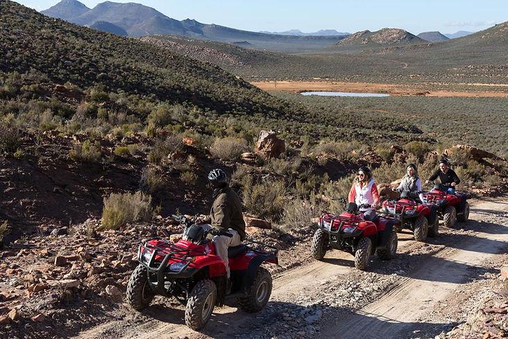 Quad Safari in Südafrika