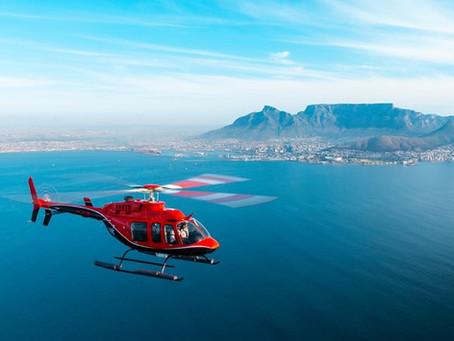 Kapstadt von oben im Helikopter erleben