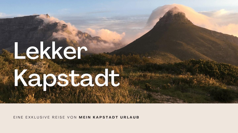 Lekker Kapstadt_1