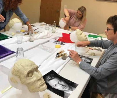 Restorative Art Workshop
