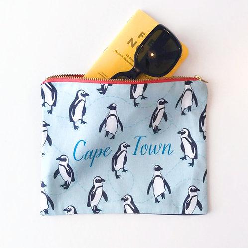 Täschchen Cape Town Pinguin