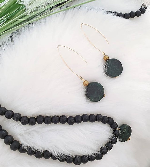 """Huiling"" Jade Necklace"