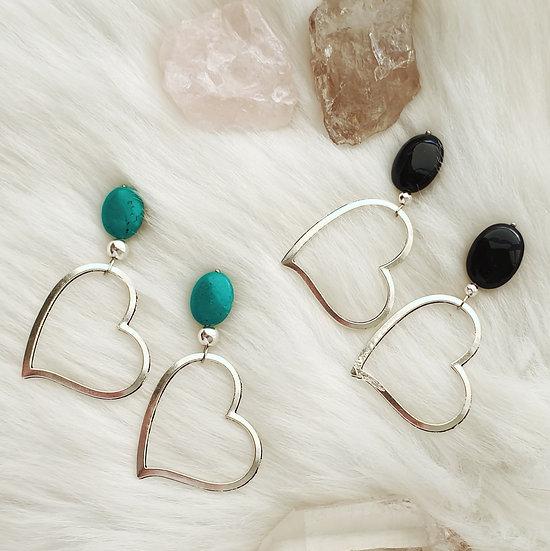 Stone Heart Hoops