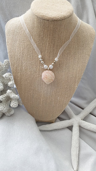 Mini Mermaid Sweet Shell Necklace