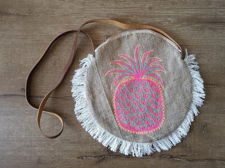 Vera Shoulder Bag - Pineapple