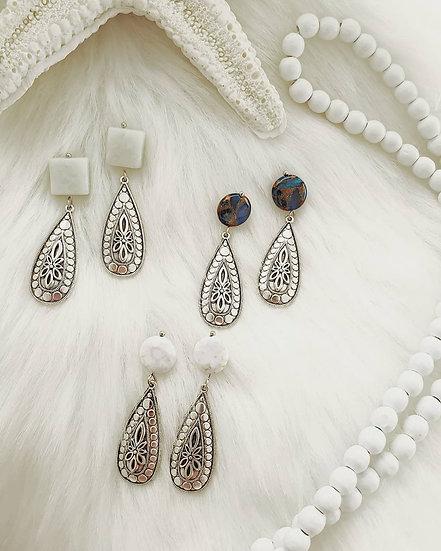 Zen Silver Drops
