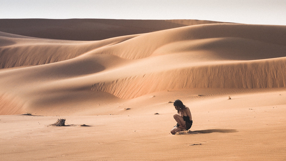 Desert-woman-fine-art