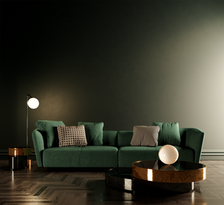 Olive Interior.