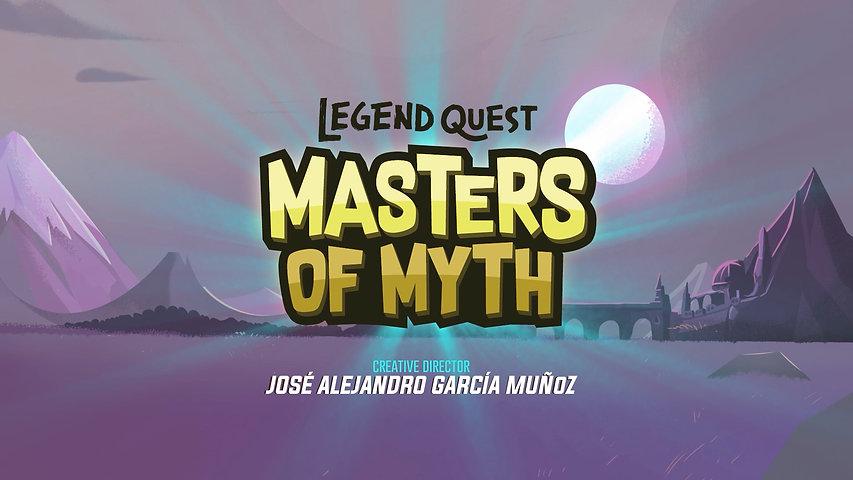 Netflix Masters of Myth