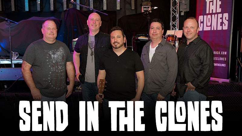 Send In The Clones Chicago Cover Band